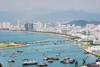 Город Санья, Хайнань