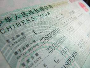 Визу в Китай можно будет заказать в электронном формате