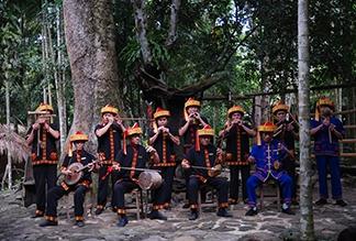 Деревня народностей Ли и Мяо в Санья