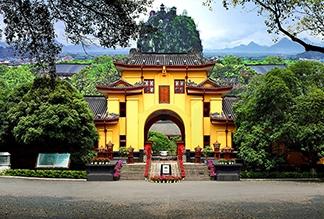 Дворец Цзиньцзянских принцев в Гуйлине