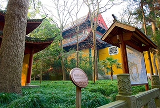 Храм Прибежища Души Линъиньсы в Ханчжоу