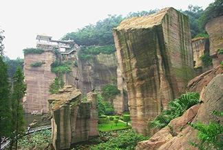 Лотосовые горы в Гуанчжоу