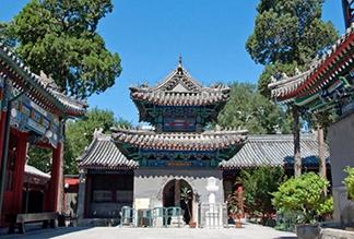 Мечеть Нюцзе в Пекине