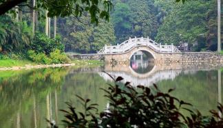 Южно-Китайский ботанический сад в Гуанчжоу