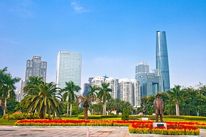 Туры в Гуанчжоу в Марте 2018 года