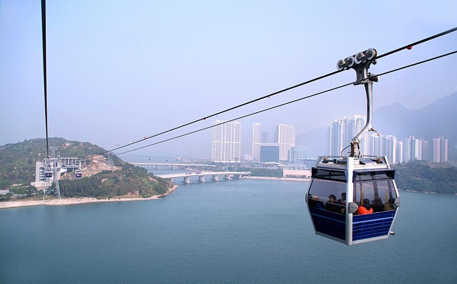 Выходные в Гонконге