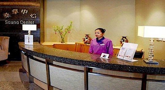 Отель GRAND YOU YOU 3* в Шанхае