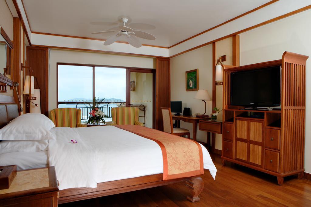 Отель HORIZON RESORT 5* на о.Хайнань