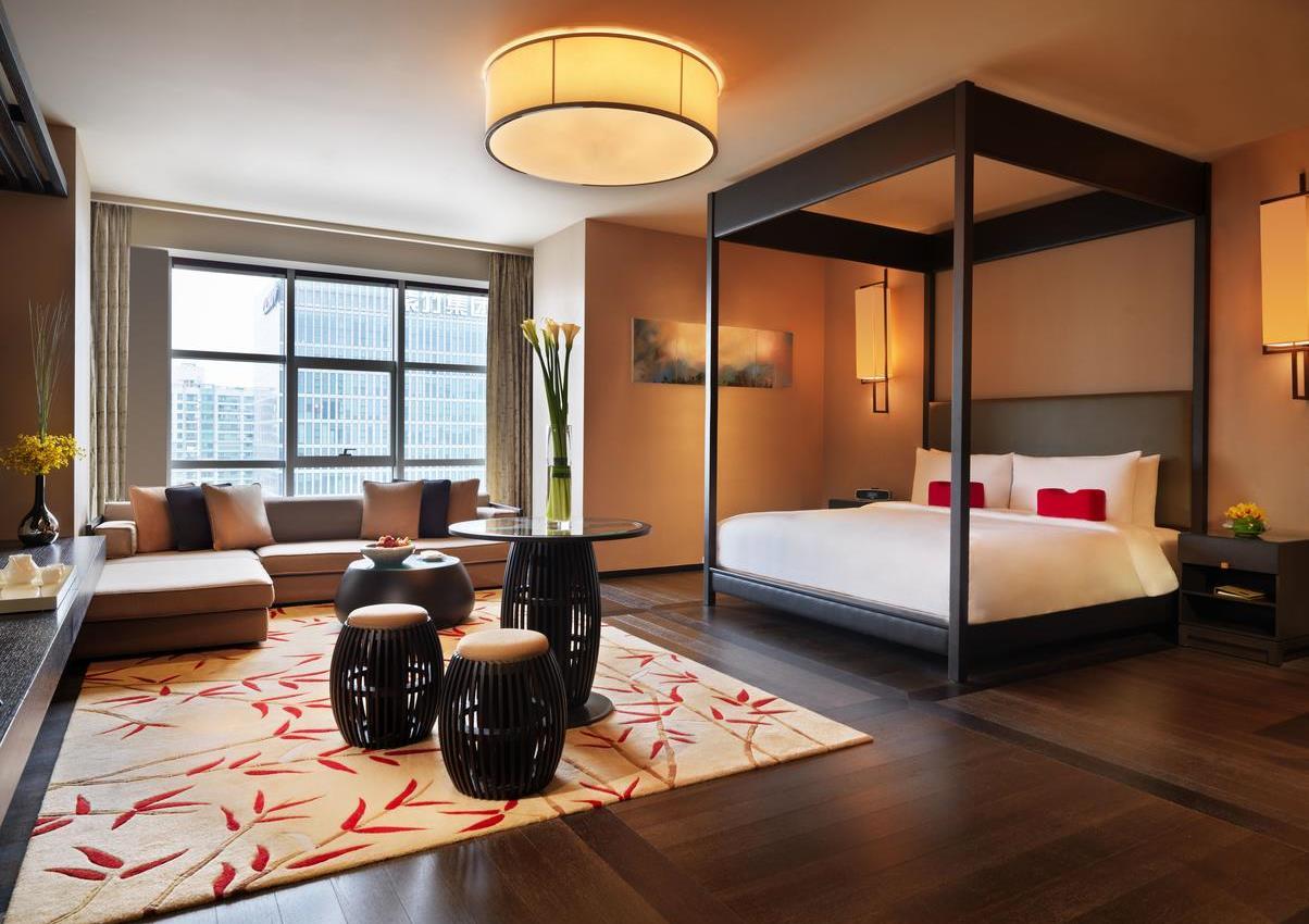 Отель JUMEIRAH HIMALAYAS 5* в Шанхае
