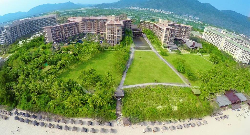 Отель MANGROVE TREE 5* на о.Хайнань