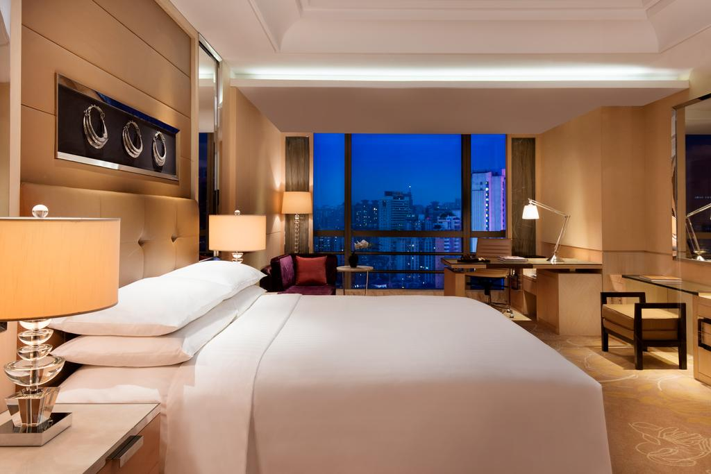 Отель MARRIOTT TIANHE 5* в Гуанчжоу
