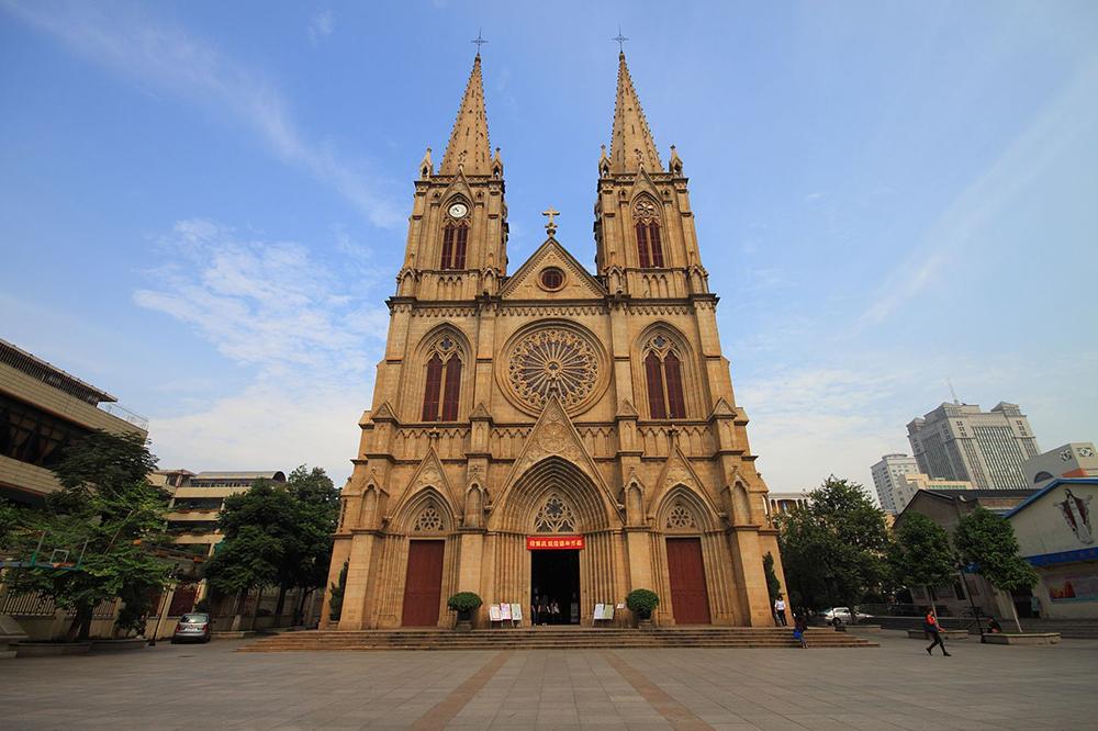 Католический собор Святейшего Сердца Иисуса