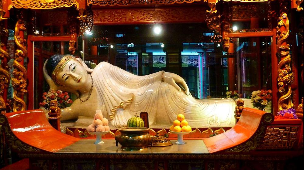 Храм Нефритового Будды в Шанхае, фото 1
