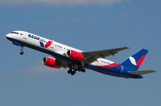 AZUR Air анонсировала открытие авиасообщения между Россией и Китаем (г. Санья)