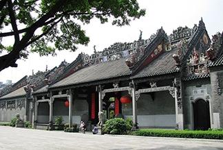 Академия клана Чэнь в Гуанчжоу