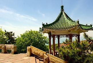 Парк Сяоюйшань в Циндао