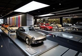 Музей автомобилей в Шанхае