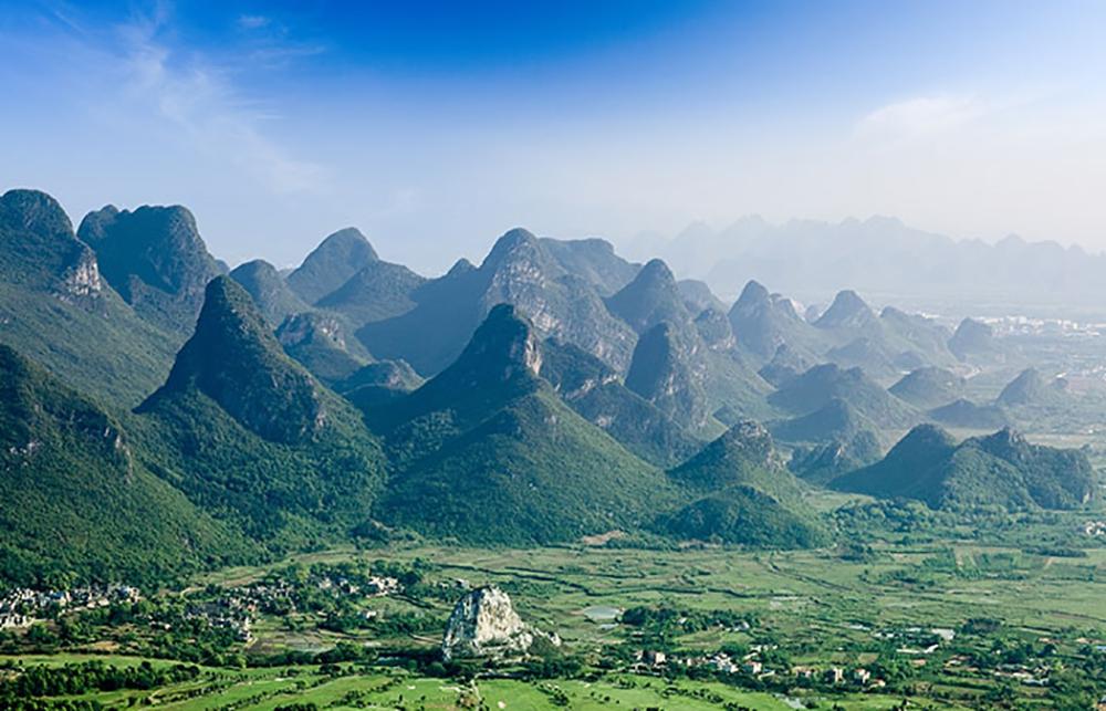 Гора Яо в Гуйлине