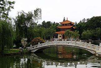Парк Дагуан в Куньмине