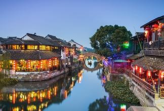 Древний город Ситан в Ханчжоу