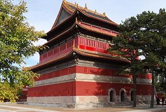 Храм Анюань в Чэндэ
