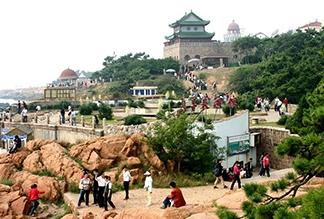 Парк Лу Синь в Циндао