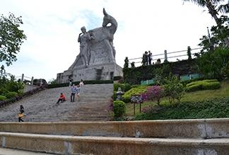 Парк Лухуэйтоу в Санье
