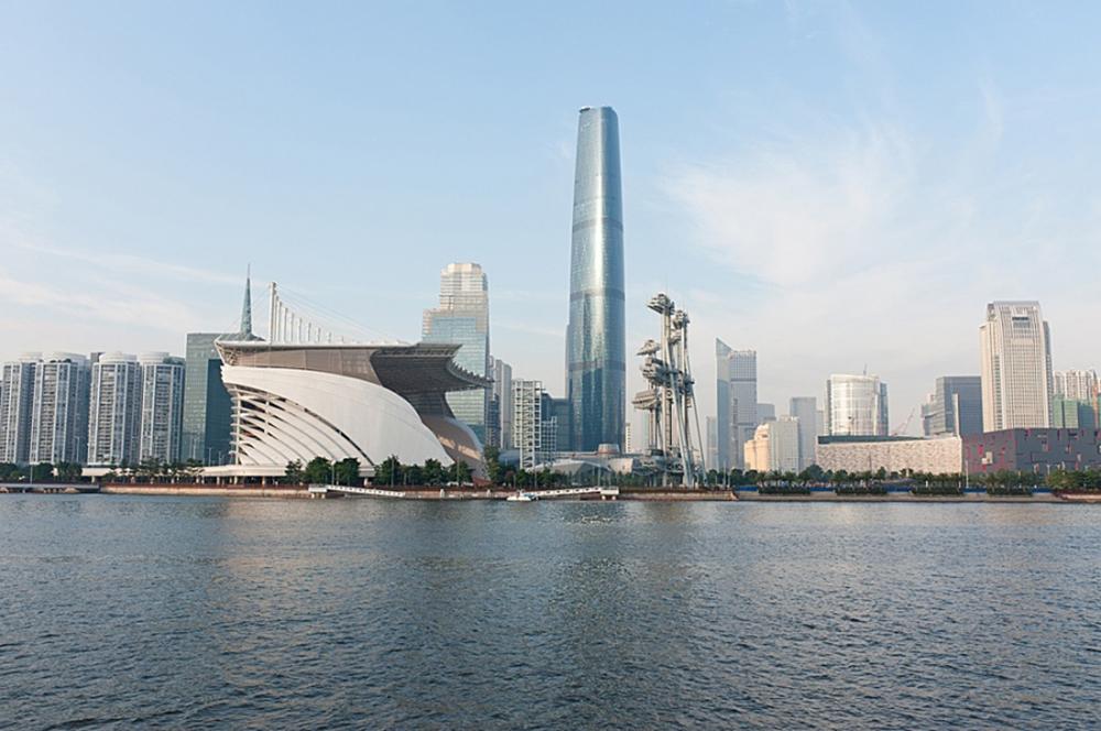 Жемчужная река в Гуанчжоу