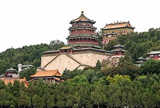 Летний императорский дворец Ихэюань в Пекине