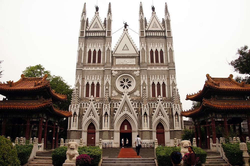Кафедральный собор Сишику в Пекине