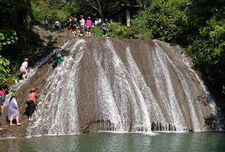Водопад Гудун в Гуйлине