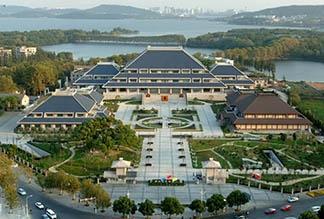 Музей провинции Хубэй в Ухане