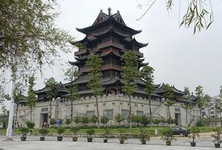 Храм Гуйян в Ухане