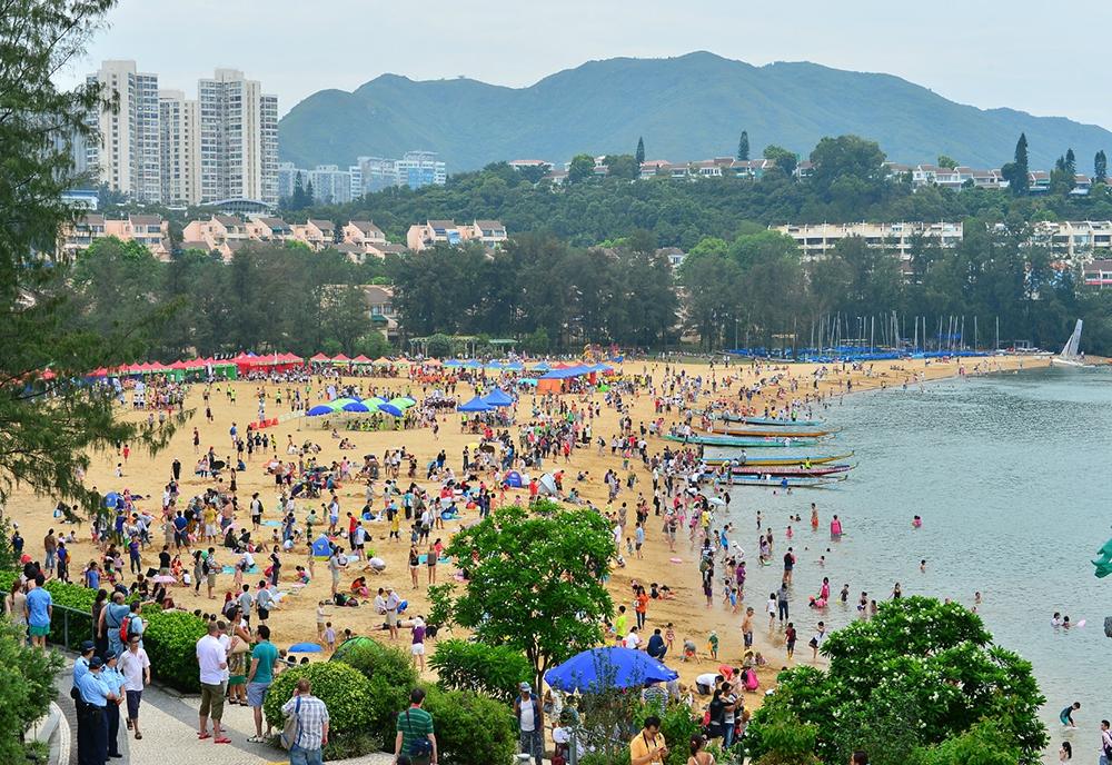 Остров Лантау, Гонконг