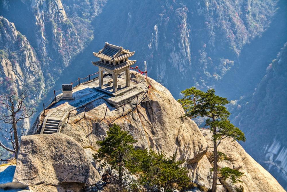 Гора-барабан в Фучжоу