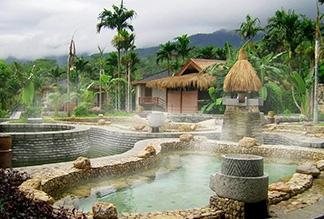 Термальные источники Наньтянь на Хайнане
