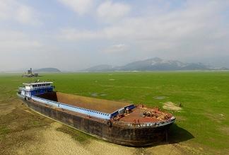 Озеро Поянху в Наньчане