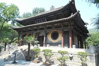 Храм Цзиньцы в Тайюане