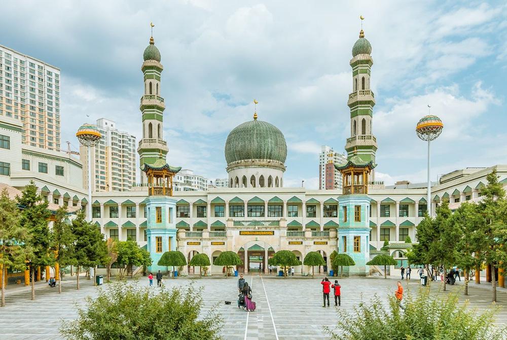 Большая мечеть Дунгуань в Синин
