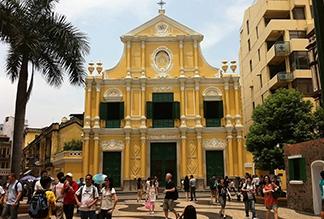 Церковь святого Доминика в Макао
