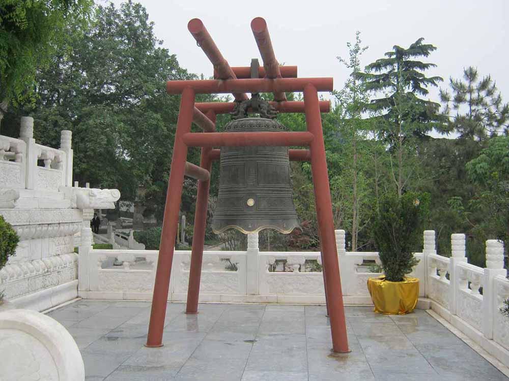Колокол Яньта Чэньчжун в Сиане