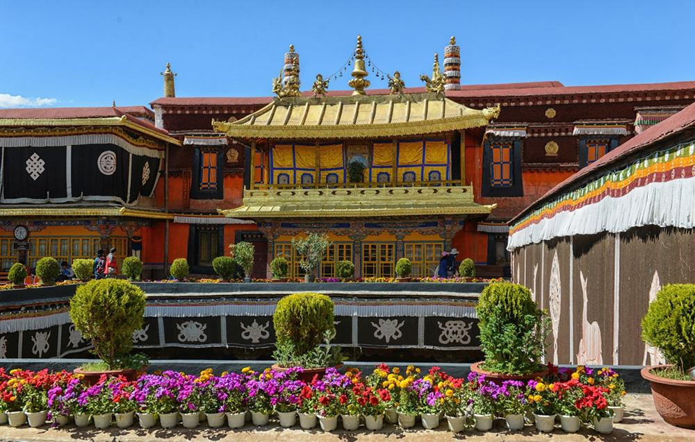 Храм Джокханг, Лхаса