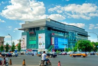 Пекинский шелковый рынок
