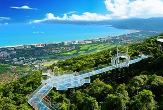 Парк тропический рай на Хайнане
