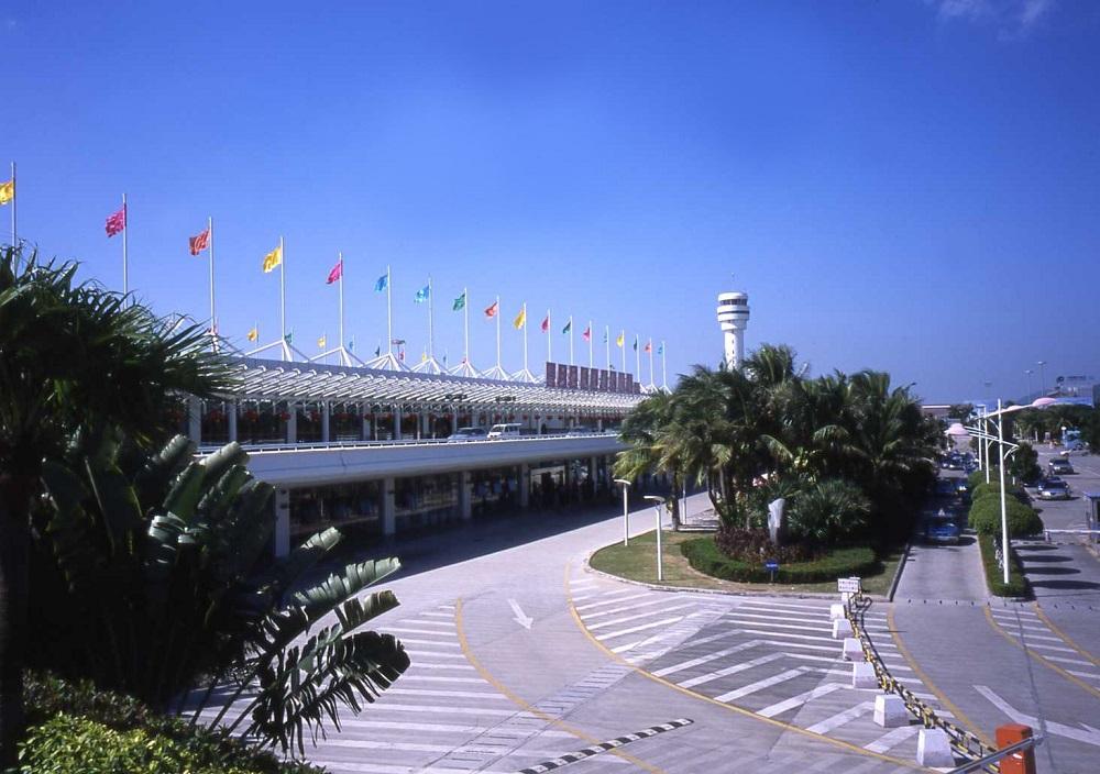 Международный аэропорт Санья Феникс