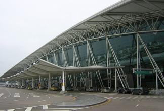 Аэропорт Байюнь в Гуанчжоу