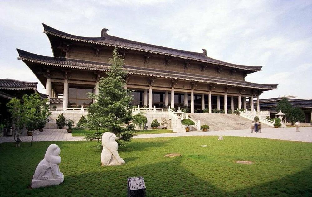 Шэньсийский исторический музей в Сиане