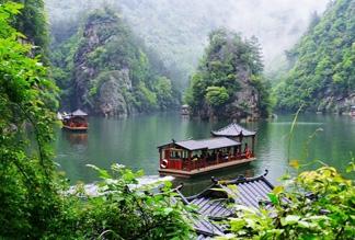 Хуаньское озеро Баофэн