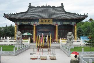 Буддийский храм «Чжунлин»