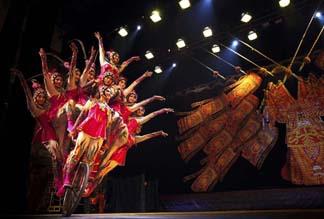 Пекинский цирк